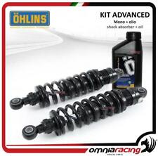 Ohlins kit Advanced par of amortiguadors + oil Triumph Thruxton 900 2007>2015