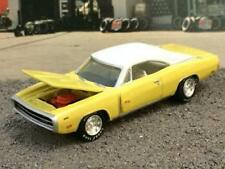 Mopar 1970 70 Dodge Charger R/T Hemi V-8 Muscle Car 1/64 Scale Lim. Edt. G14