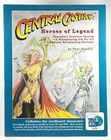 Central Casting: Heroes of Legend Paul Jaquays  Task Force Games