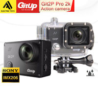 Gitup Git2P Pro WiFi 2K 1080P 60fps FHD Action Camera Sports Camcorder goPro Syd