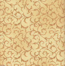 In The Manor Scroll Quilt Fabric - Free Shipping - 1 Yard