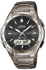 Casio Titan Herren Uhr WVA-M640TD-1AER Funk Solar Armbanduhr