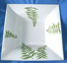 "Pottery Barn FERN Serving Dish, 14""x14"""