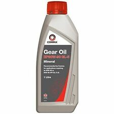 Gear/Differential Oil