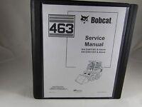 Bobcat 463 Skid Steer Service Manual Shop Repair Book Part # 6903711