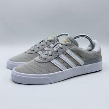 NEW! Adidas Busenitz Vulc Gray Skateboard Shoes. Men's Size 8.