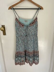 Arnhem Mini Dress Size 8