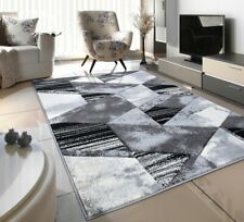 NEW MODERN BRIGHT FUNKY THICK HAND CARVED SOFT HEAVY LARGE AREA RUG RUNNER MAT