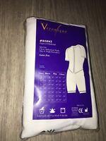 Veronique Male #BS843 Zippered Bodysuit Size 3XL