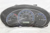 Speedometer Instrument Cluster Dash Panel 2010 Subaru Forester 110,143 Miles
