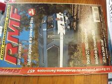 Revue RMF n°457 Faire une Mountain en ZERO Tuberie St Saulve CC 70000 Fret fruit