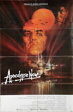 Apocalypse Now  Marlon Brando  Francis Ford Coppola Original Movie Poster 1979