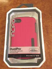Genuine Incipio DualPro Case (Multi-Colors) For Blackberry Q10