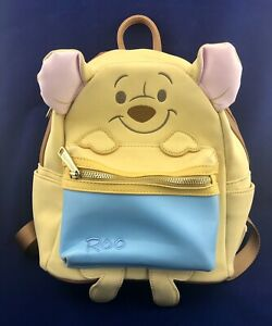 Loungefly Disney Winnie The Pooh Roo Mini Backpack Boxlunch Exclusive - READ