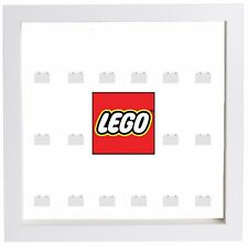 Lego Minifigure Display Case Frame Lego Logo General Generic minifigs