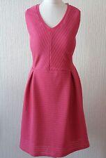 New Definitions Pink Textured Dress 18 Summer Spring Wedding Work Business BNWT