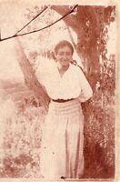 ISTRIA - BUIE - RARA E INTERESSANTE FOTOGRAFIA - 1917