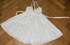 Bellerose Kleid Tunika cremeweiß Gr 12J 152 Träger