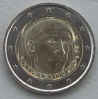 2 Euro Italien 2013 Giovanni Boccaccio unz