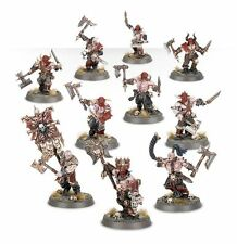 Age of Sigmar - Starter Khorne Bloodreavers X10 squad Brand new Unboxed chaos