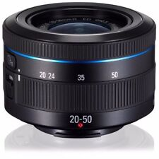Black Samsung 20-50mm f/3.5-5.6 ED II Lens for NX1000 NX1100 NX2000 NX3000 NX200