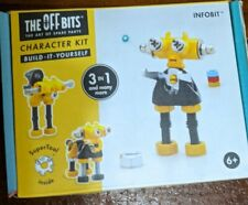 The Offbits Character Kit Infobit 3 in1 Figures