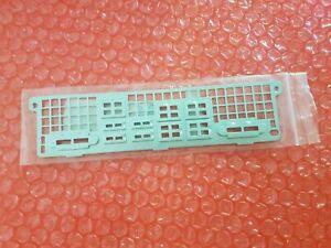 Supermicro MCP-260-00078-0N 1U I/O shield for X10 and X9 SRV MB