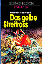 "Michael Moorcock - "" Corum-Zyklus 6 - Das gelbe STREITROSS "" (1979) - tb"