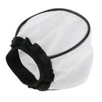 Camera Flash Diffuser Portable Cloth Softbox for Speedlight Reflective Cover