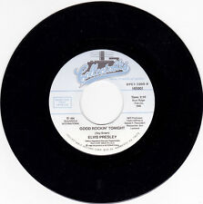 ELVIS PRESLEY - Good Rockin' Tonight 7""