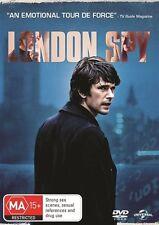 London Spy : Season 1 (DVD, 2016, 2-Disc Set) (Region 4) Aussie Release