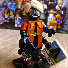 71019 LEGO NINJAGO MOVIE Minifigures Flashback Garmadon (80s) #15 FACTORY-SEALED