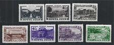 SOWJETUNION USSR 1949 LOT ** MNH REPUBLICS BRIDGE SIGHTS BUILDING LOOK SCAN