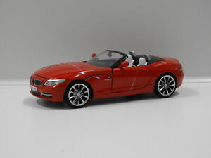 1:24 2010 BMW Z4 Roadster (Red) Motor Max 73349