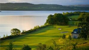 4Ball at The Carrick on Loch Lomond.....FREE £50 spend in Pro shop or Restaurant
