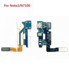 USB Charging Dock Port Flex Cable With Mic for Samsung Galaxy Note 2 II N7100