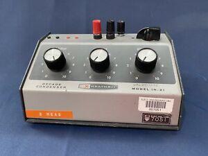 Heathkit IN-21 Decade Condenser 7051
