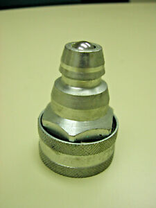 4076-4 Pioneer Hydraulic Adapter - Old Style IHC to Old Style John Deere