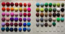 FELT BALLS 2cm ( 20mm/ 0.8 inch ) X 1000 piece Pom Pom woolen Balls decoration