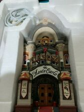 Dept 56 Christmas In The City Lighted 2001 The Monte Carlo Casino Ltd 58925