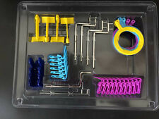 1set Dental Intra Oral X-Ray Film Positioning System Complete Colorful