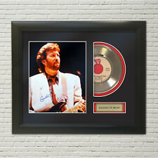 "Eric Clapton  ""Knockin On Heavens"" Reproduction Signature 45 Record Display ""M4"""