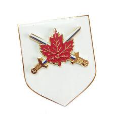 Canadian Forces Military DEU Dress Uniform Command Badge Pin #21735