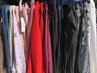 NEW w/Tags Fall Wholesale Clothing Lot Women's and Men's  Medium, Large, XL, XXL