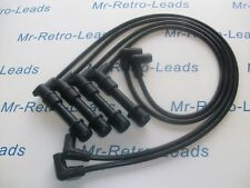 BLACK 8MM PERFORMANCE IGNITION LEADS WILL FIT. LOTUS ELAN M100 QUALITY BUILD HT