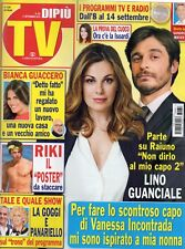 Dipiù TV 2018 36.Lino Guanciale-Vanessa Incontrada,Bianca Guaccero,Elisa Isoardi