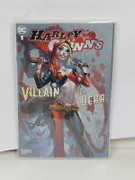Harley Quinn: Villain Of The Year #1 J Scott Campbell