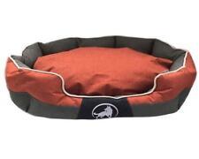 Aquagart® Hundebett orange XL 100 x 80cm Hundekissen Hundebetten Hundesofa