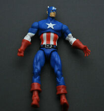 "THE AVENGERS Univers Super Heros Captain America 3/4 3.75"" Loose Figures DY06"