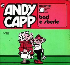 Smythe, ANDY CAPP N. 32 - BACI E SBERLE